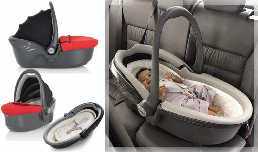 Автолюлька группы 0 - Romer Baby Safe Sleeper