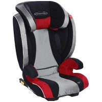 Автокресло Ipai SeatFix FreeStyle active-red&nbsp(STM)
