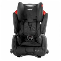 Автокресло RECARO Young Sport New Black